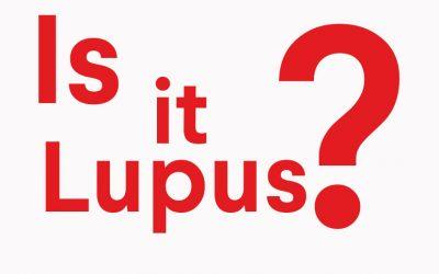 Is it Lupus?